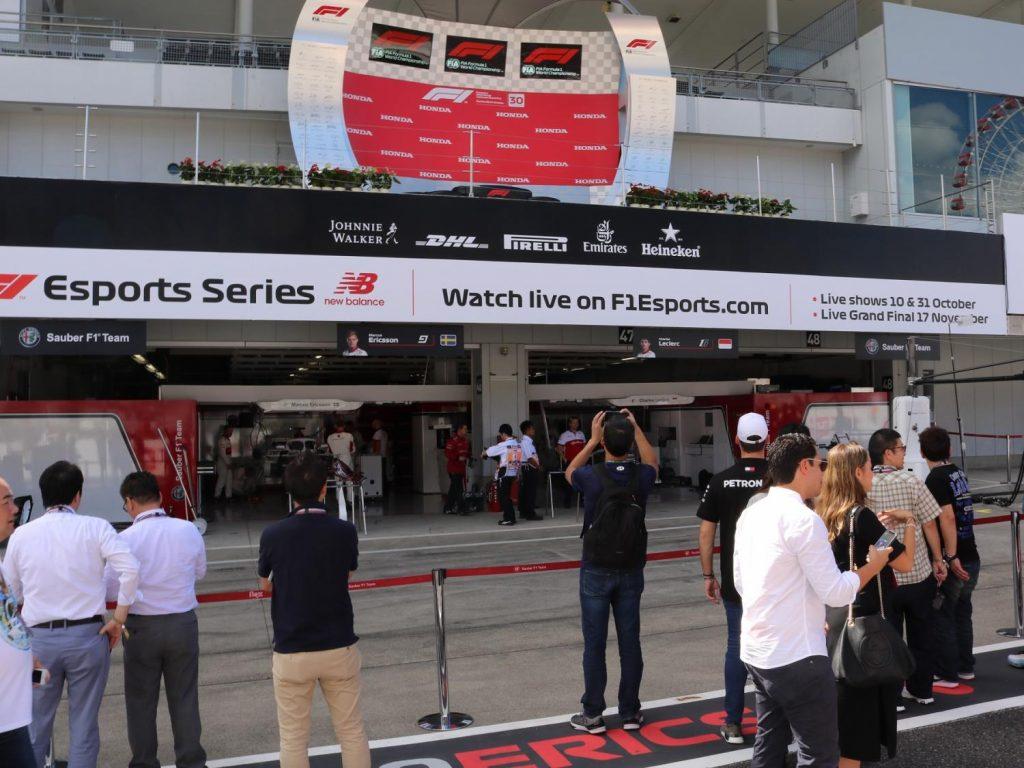 2018 FIA F1世界選手権シリーズ 第17戦 Honda日本グランプリレース